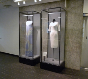 Dresses installed at The Allen Institute for Brain Science, Seattle.