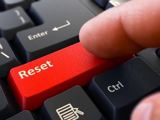 Reset image